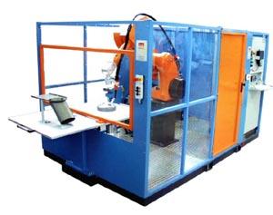 celula compacta robot sudura